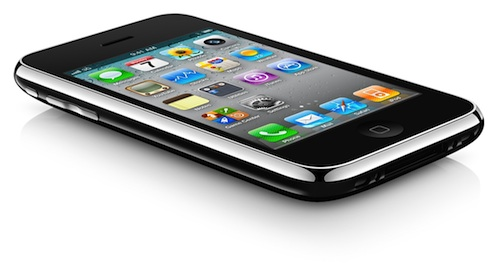 iphone 3gs oblique iPhone 3GS Now Free with Contract [iOS Blog] | Tech NEWS