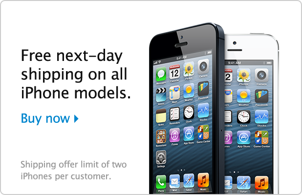 Le Launches U S Iphone Promotion