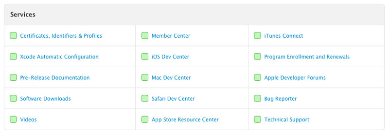 All Apple Developer Services Back Online after Hack, Apple Offers Free Month Extension