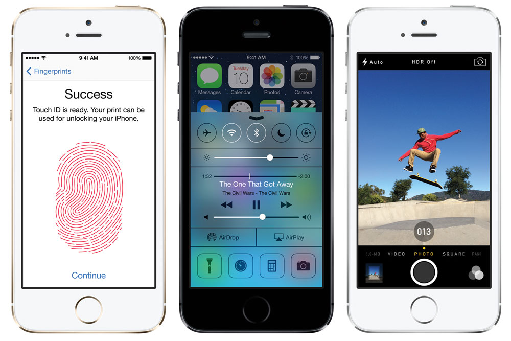 Iphone 5s Everything We Know Macrumors