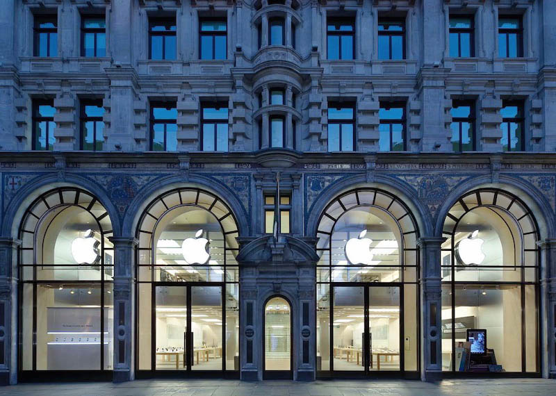 photo of Apple Asks UK Retail Landlords for 50% Rent Cut Despite Record Sales image