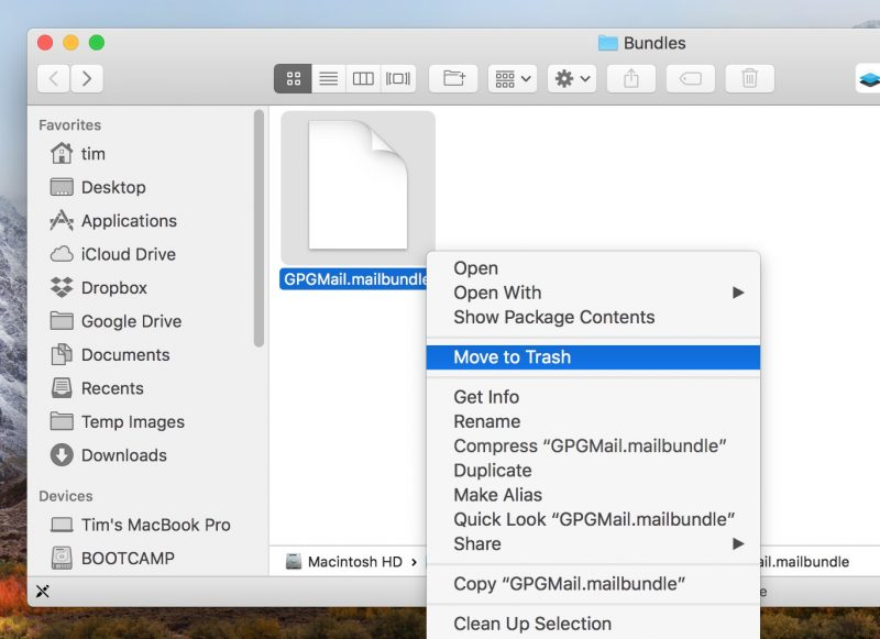 Gpg encryption software for mac