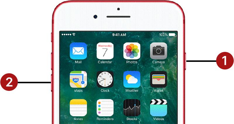 Iphone 7 How To Hard Reset Macrumors