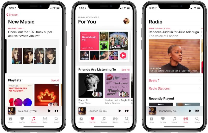 transfer music to new iphone
