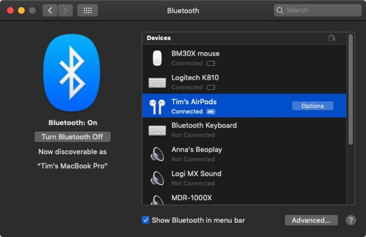 How To Connect Airpods To A Mac And Customize Controls Macrumors