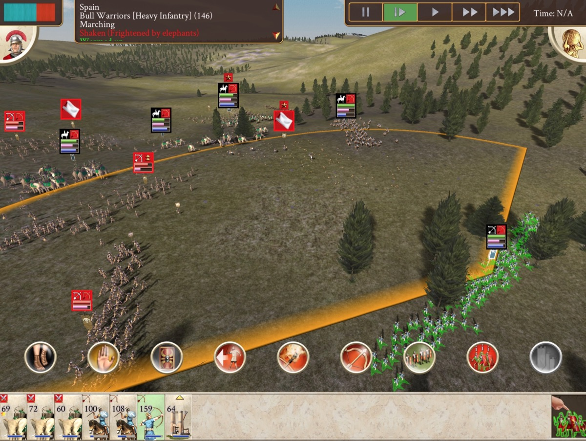 'Rome: Total War' iOS Update Brings New Playable Factions ...