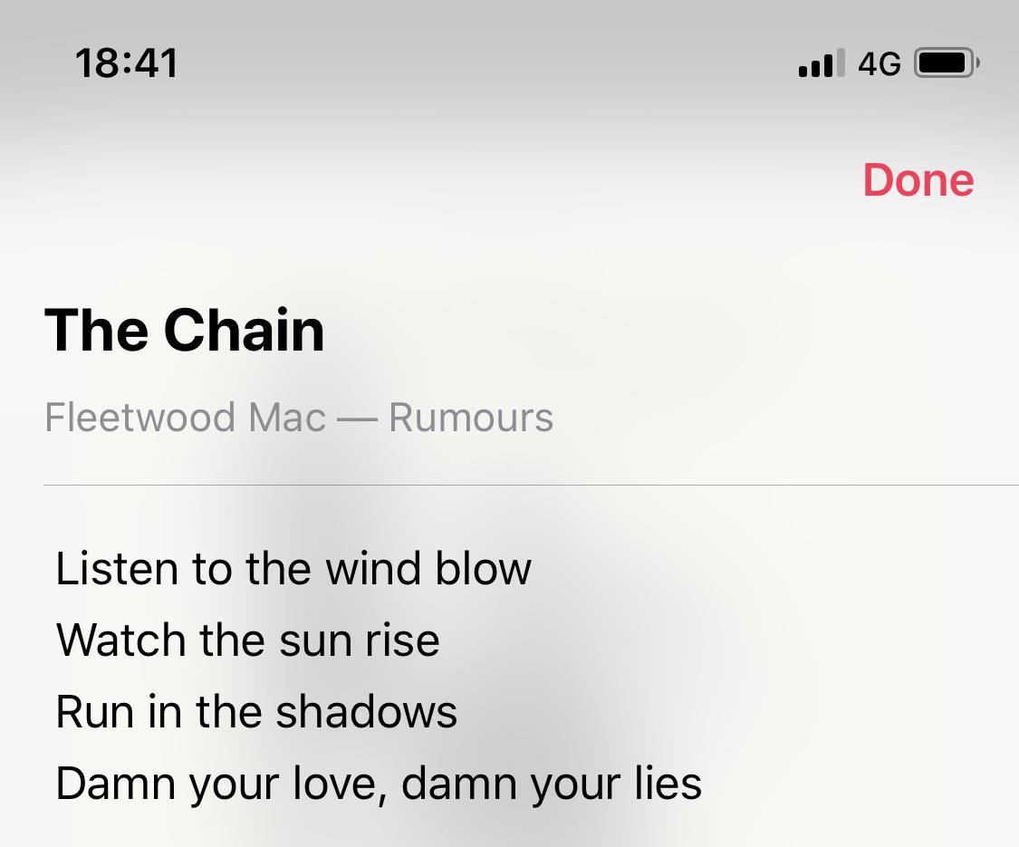 How to See Song Lyrics in Apple Music   MacRumors