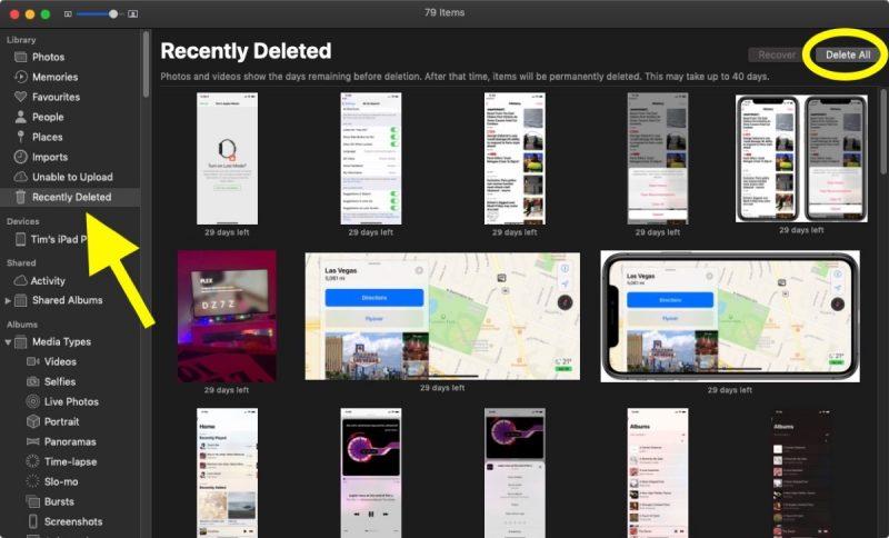 How To Delete All Photos On Your Mac Macrumors