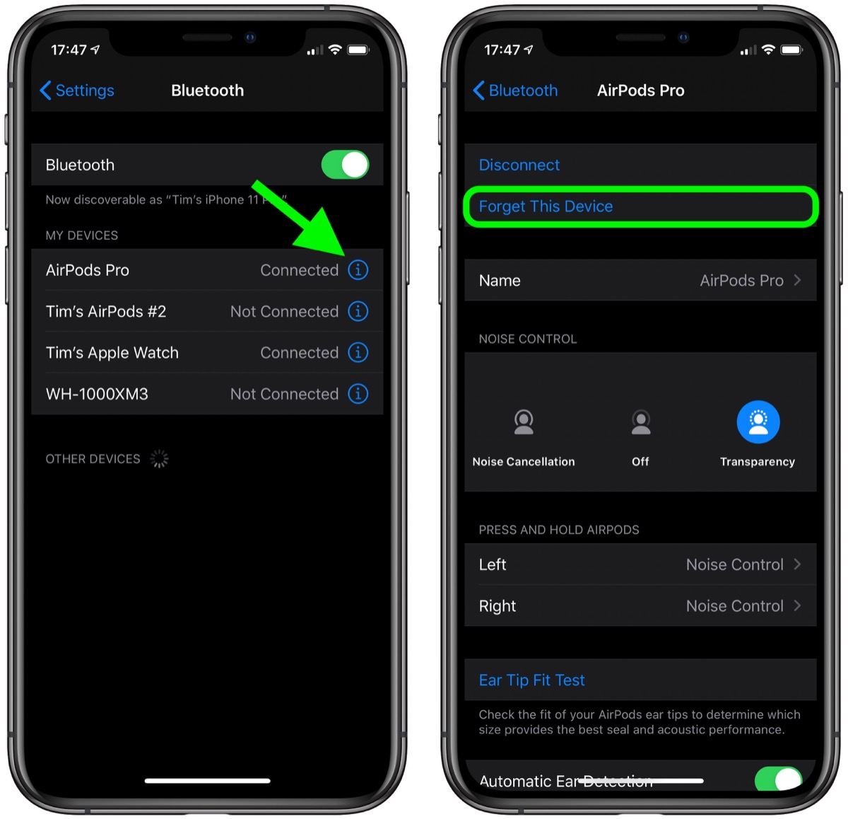 How To Reset Airpods Airpods 2 And Airpods Pro Macrumors