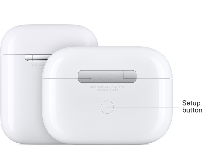 airpods 2 box back