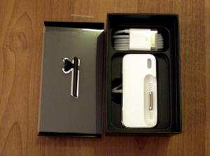 Apple Iphone Bluetooth Headset Unboxing Pics Macrumors