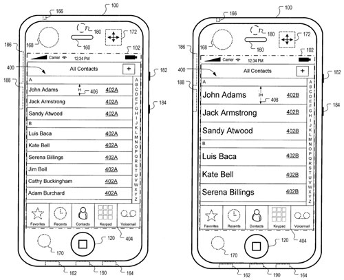 New iPhone Patents Revealed