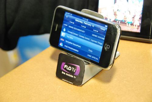 FloTV, Square, iV Plus, Mobile Navigator