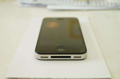 Prototipe iPhone 4G Bottom