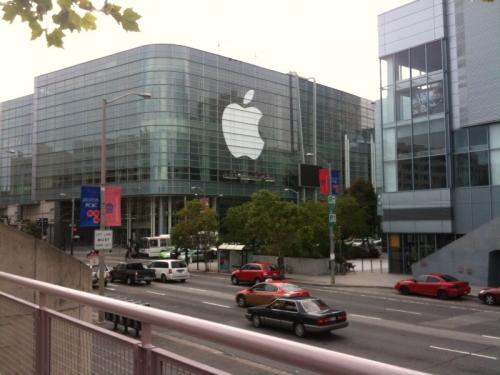 Moscone Center.