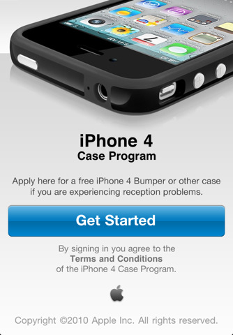 apple iphone 4 bumper case. Download the iPhone 4 Case