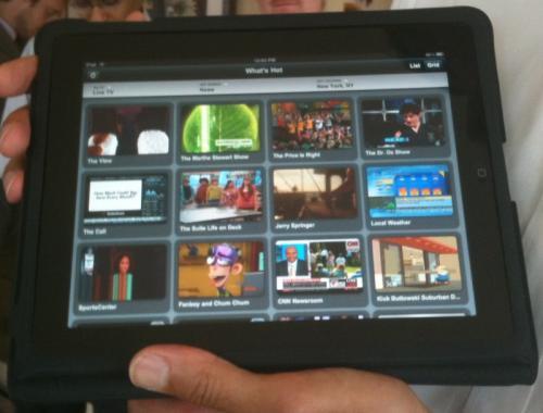 Verizon iPad FiOS