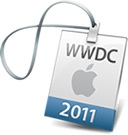 Apple WWDC 2011 Badge: iCloud, iOS 5, Mac OS X Lion be Officially Announced