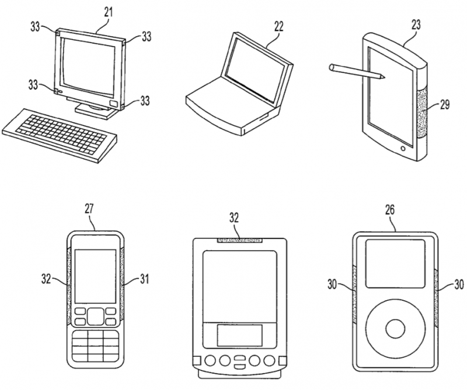 Apple Wins Patent for Pressure-Sensitive Device Casings