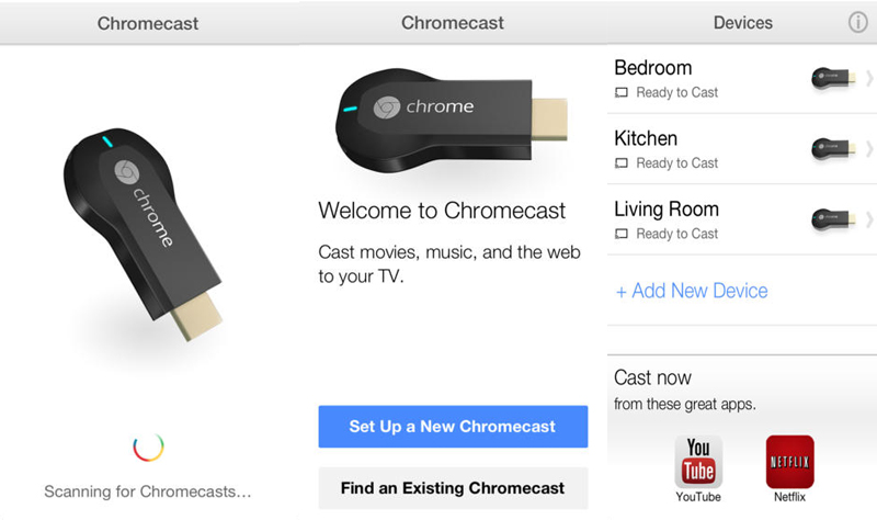 mirror iphone on chromecast releases chromecast app for ios ios 15691
