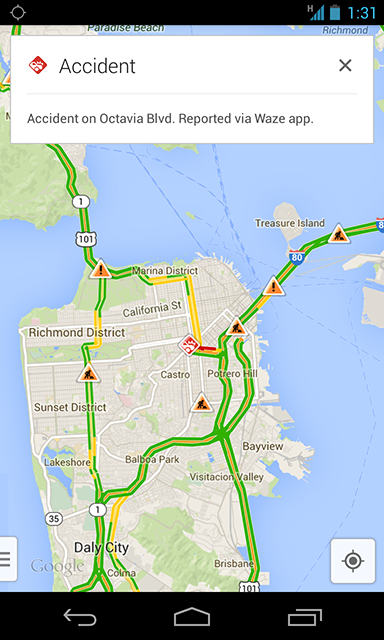 Google Brings Waze Features To Google Maps For Ios And Android