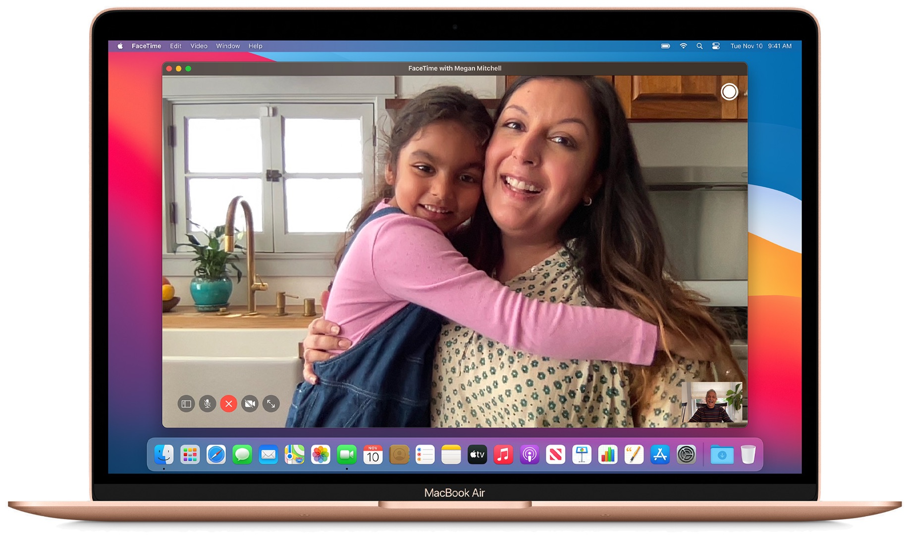 macbook air facetime camera
