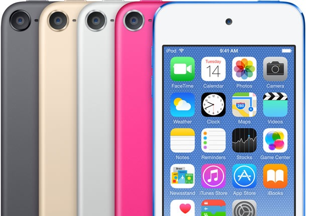 Ipod Touch Updated With A10 Chip And More Storage