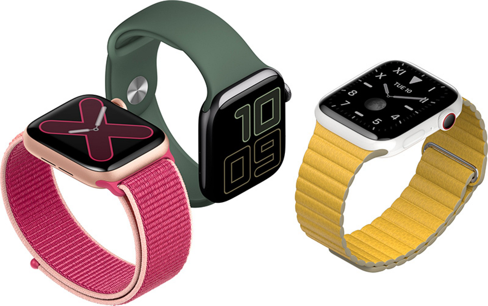photo of Apple Watch Sales Grew to 6.8 Million Units in Q3 2019, up 51% From Last Year image