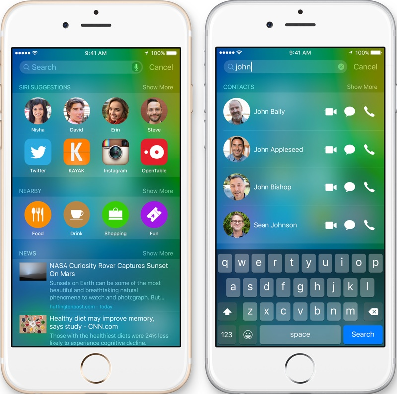 ios 9 hidden features details and