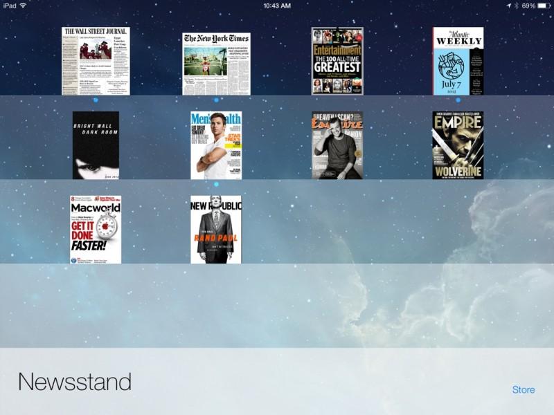 newsstand-ios-7