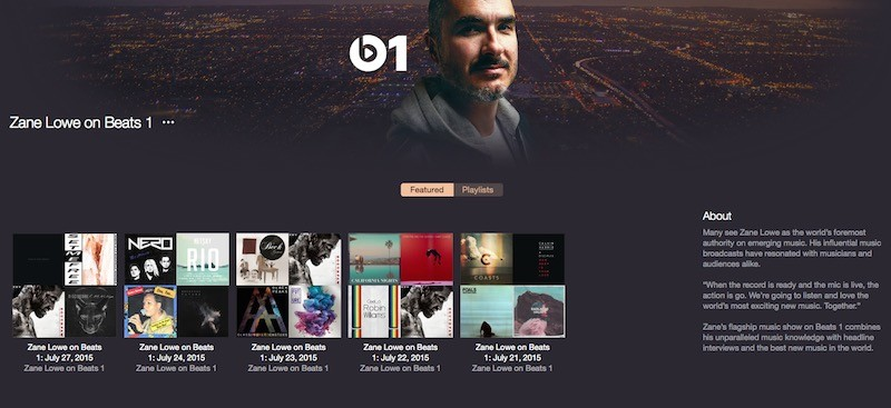 How to Add Beats 1 to Offline 3