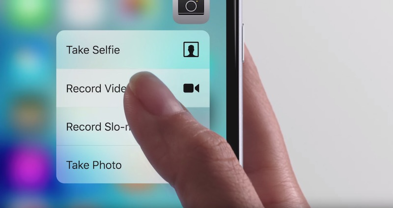 No 3d Touch For Ipad Air 3 Due In First Half Of 2016 Iphone 7 S