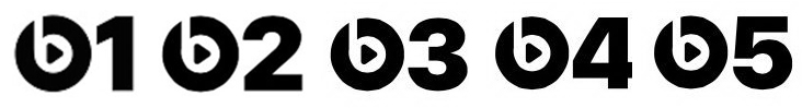 Beats-1-2-3-4-5