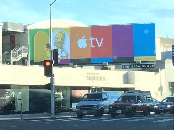 apple tv the simpsons