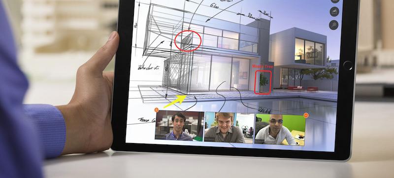 iPad-business