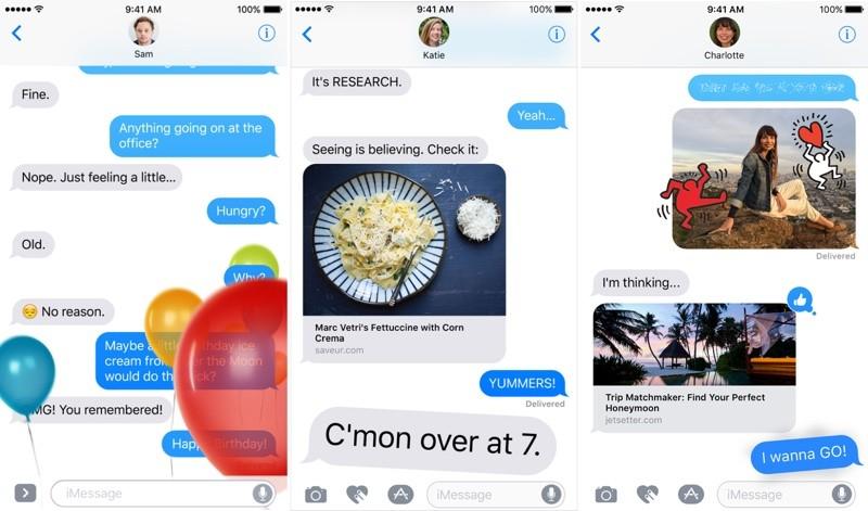 messageseffects