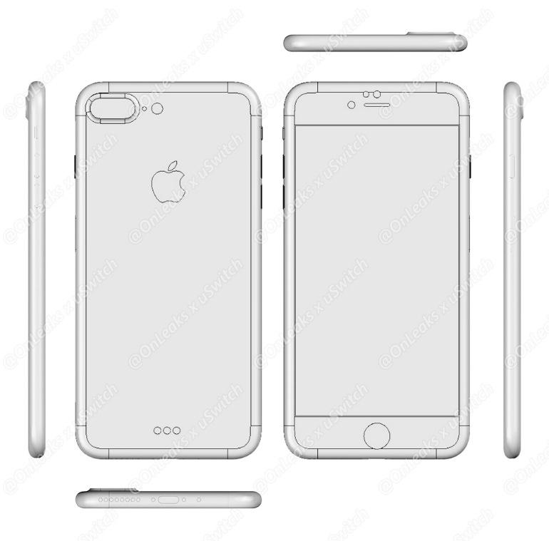 iPhone-7-Plus-CAD