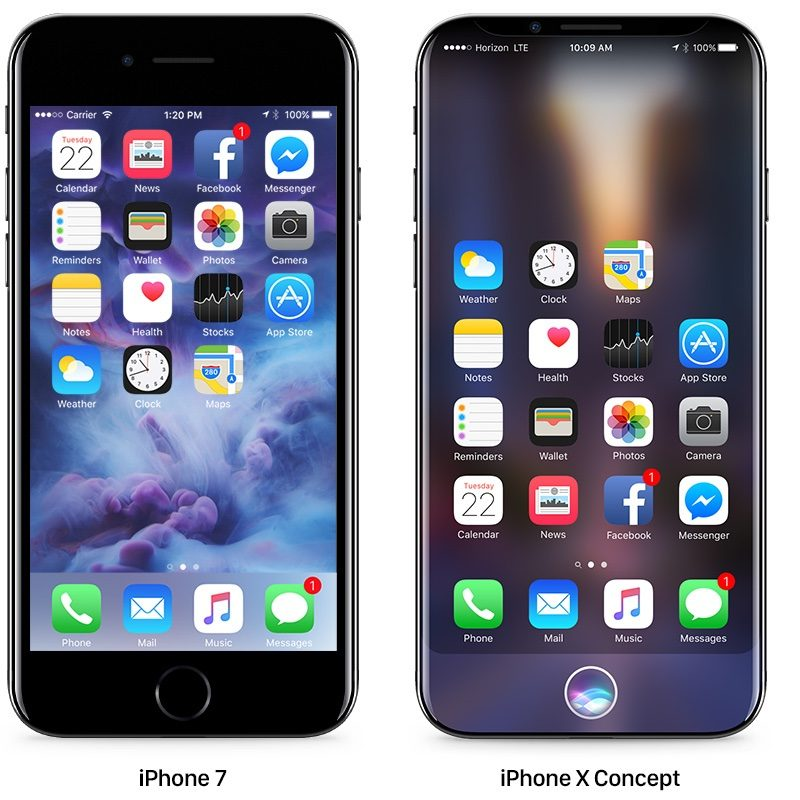 Apple Places Order for 70 Million OLED iPhone Panels From