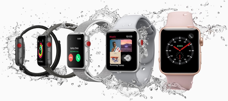 Deals: Apple Watch Series 3 Available for $179 on Amazon