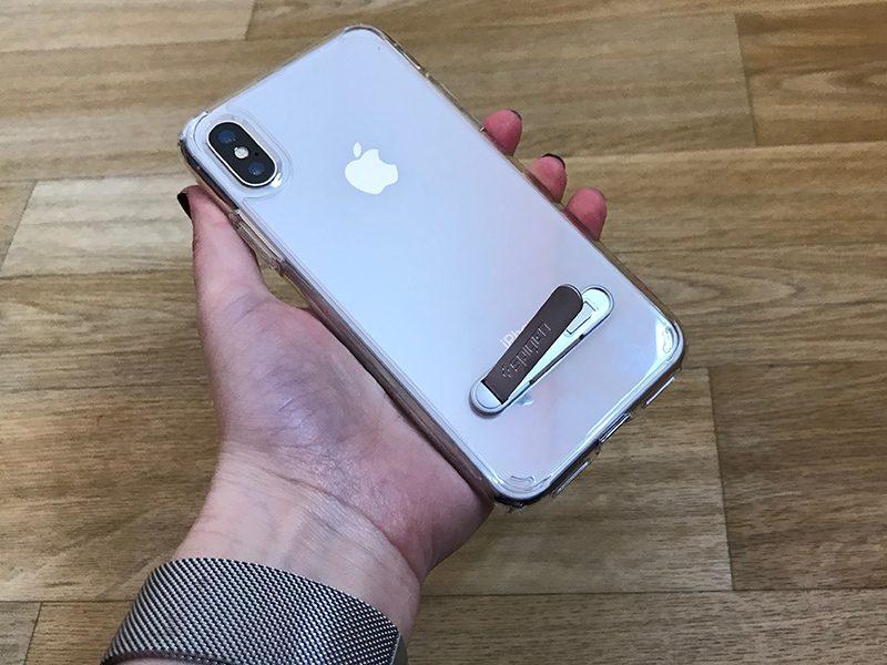 custodia spigen iphone x