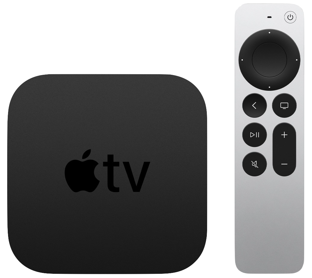 apple tv 2021 isolated