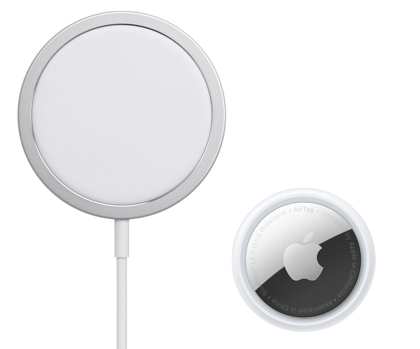 magsafe airtag isolated