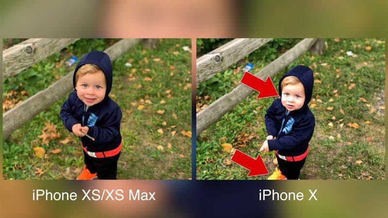 Camera Comparison Iphone Xs Max Vs Iphone X Macrumors