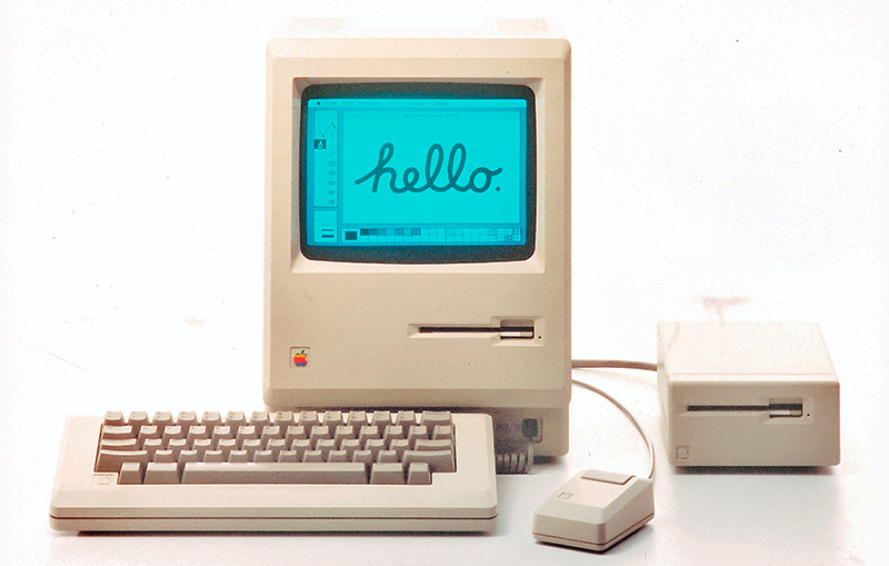 36 Years Ago Today, Steve Jobs Unveiled the First Macintosh - MacRumors