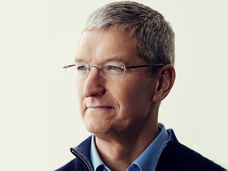 Apple CEO Tim Cook's Net Worth Exceeds $1 Billion as Apple's Stock Soars - MacRumors