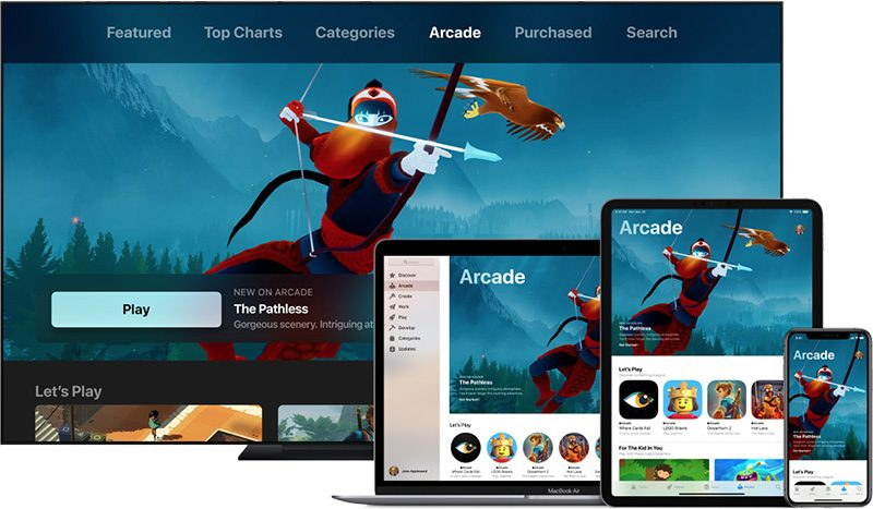 Apple Arcade Now Available With $49.99/Year Subscription Option
