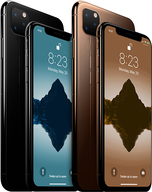 2020 iPhones May Have Full-Screen Touch ID, New iPhone SE ...