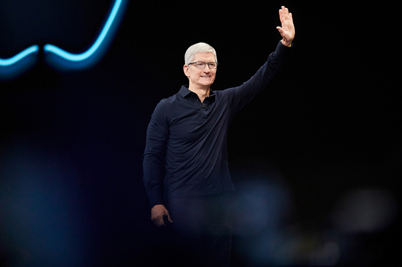photo of Apple CEO to Take COVID-19 Questions at Virtual Company-Wide Meeting Later This Month image