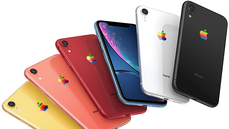 Apple S Rainbow Logo May Return To Some New Products As