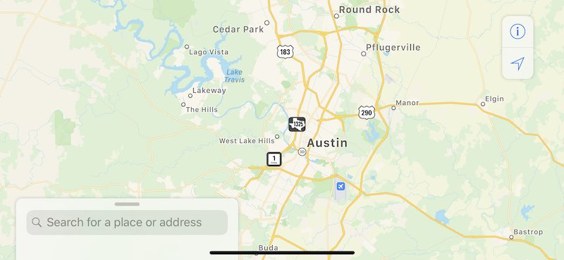 Revamped Apple Maps Now Available in Texas, Louisiana, and ...